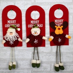 FREE Shipping - Christmas Door Decoration