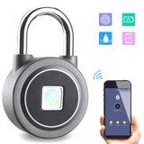 Anti-Theft Fingerprint Smart Lock