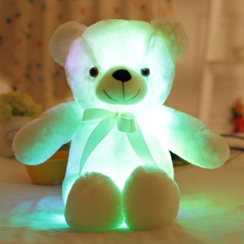LED Glowing Teddy Bear