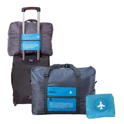 Extra Large Capacity Foldable Duffle Bag