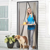 Anti-mosquito Magnetic Screen Door