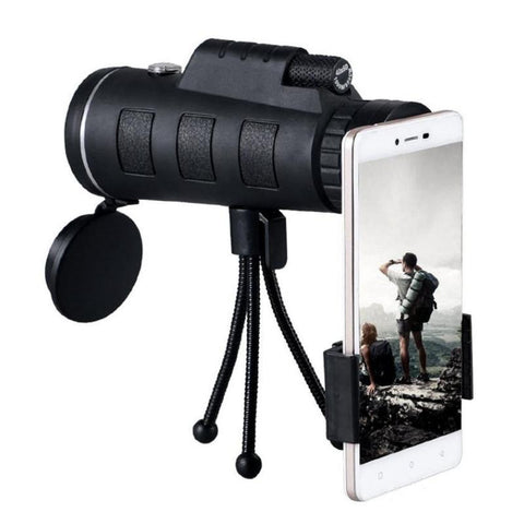 40x60 Monocular Travel Telescope
