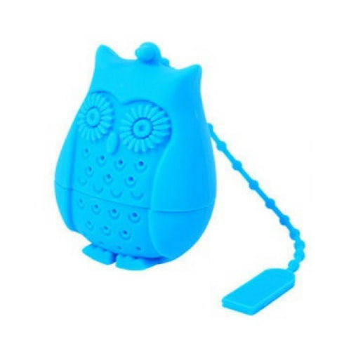 Silicone Owl Tea Bag Infuser