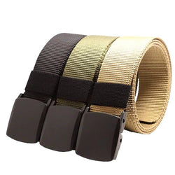 "1.5"" Automatic Buckle Tactical Belt"
