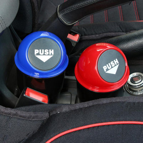 Mini Trash Can For Cars