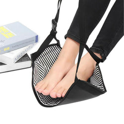 Portable Foot Rest Hammock