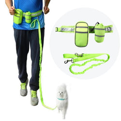 4-in-1 Hands-free Running Leash