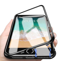 Magnetic iPhone Glass Case