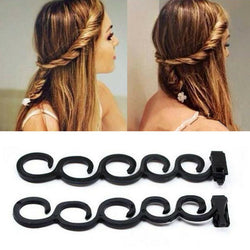 Magic Hair Clip Braider