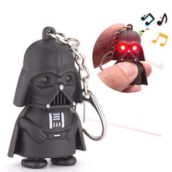 Vader LED & Sound Key Chain