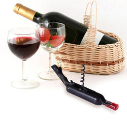 Wine Bottle Wine & Beer Bottle Opener Magnet