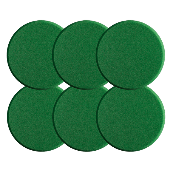 Sonax Polishing Pad Green 80 (Medium) - 6 pack