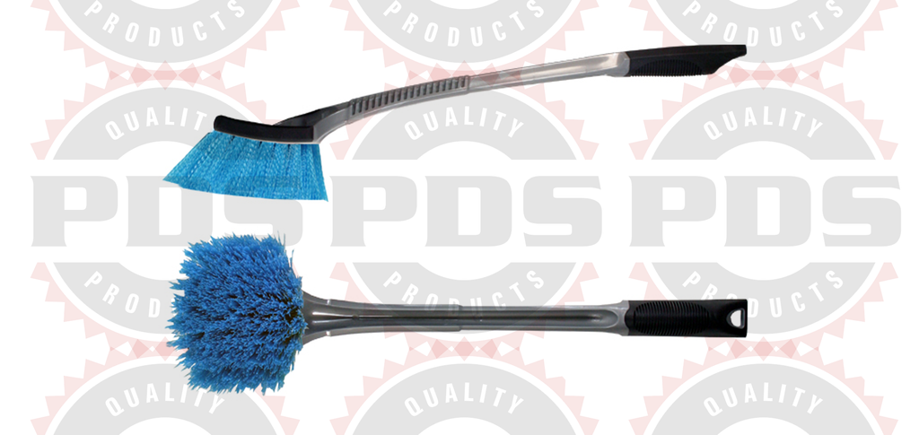 "PDS - 20"" Firm Bristle Polypropylene Brush"