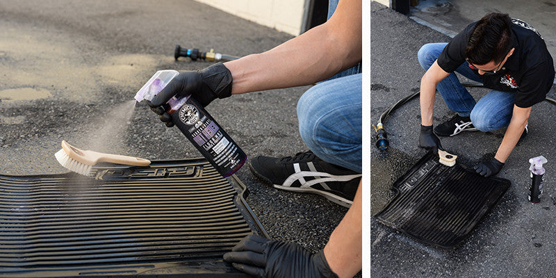 Chemical Guys Mat ReNew Rubber + Vinyl Floor Mat Cleaner and Protectant - 16oz