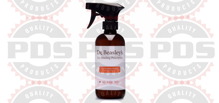 Dr. Beasley's Fine Leather Cleanser - 12oz