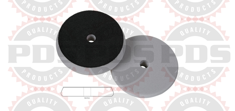 Lake Country Grey Heavy Force Cutting Pad - 6.5""