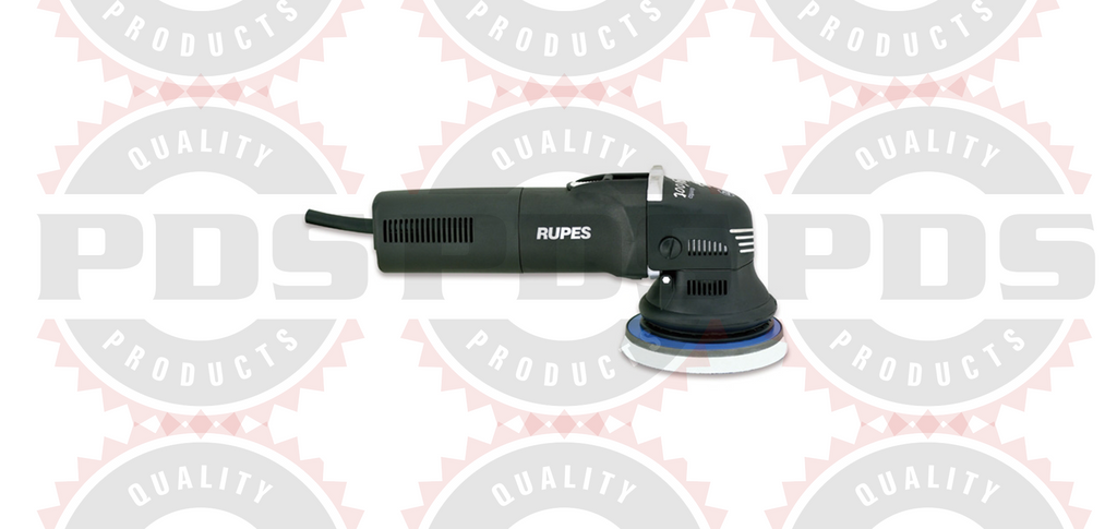 Rupes LHR 12E Duetto Random Orbital Polisher, 12 mm orbit, 120V