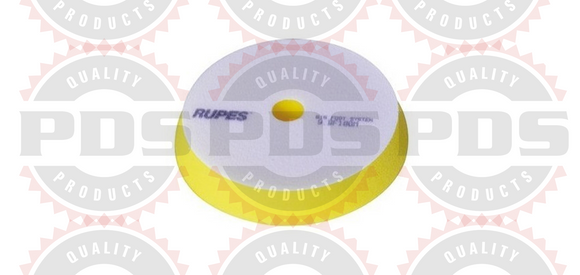 Rupes Foam Polishing Pad, Yellow 180 MM (LHR21) - 1 Pack