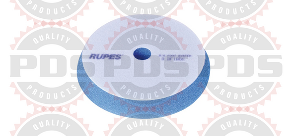 Rupes Foam Compounding Pad, Blue 180 MM (LHR21) - 2 Pack