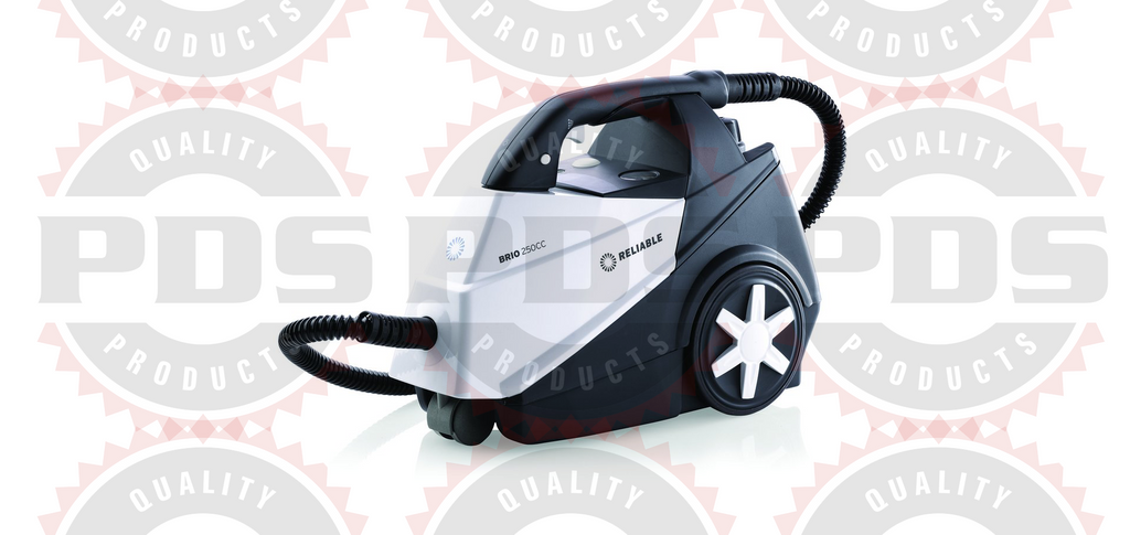 "Reliable ""Brio"" 250CC Steam Cleaner"