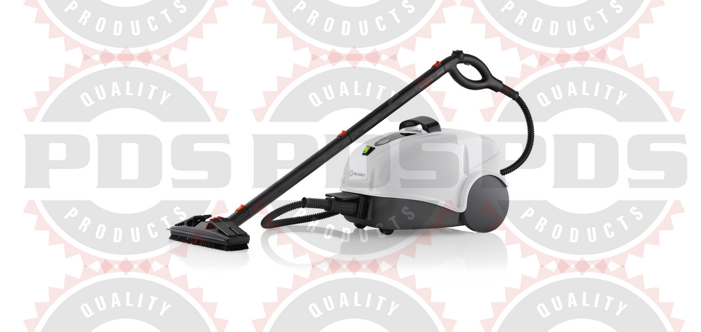 "Reliable ""Brio Pro"" 1000CC Steam Cleaner"