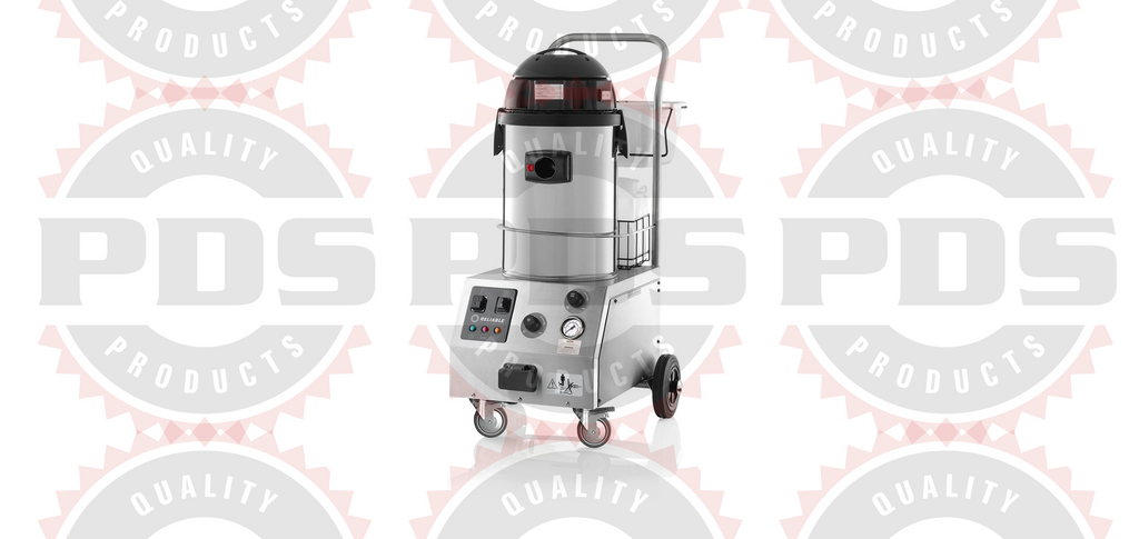 "Reliable ""Tandem Pro"" 2000CV Steamer/Vac"