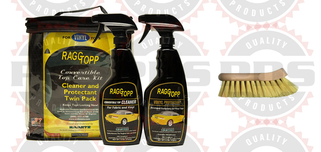 RaggTopp Vinyl Kit with Vinyl Brush