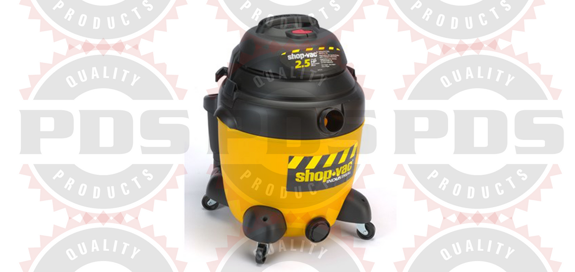 Shop-Vac® Two-Stage Industrial Wet/Dry, 12 Gal