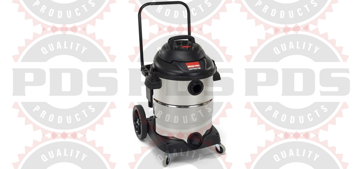 Shop-Vac® Stainless Steel Wet/Dry, 15 Gal