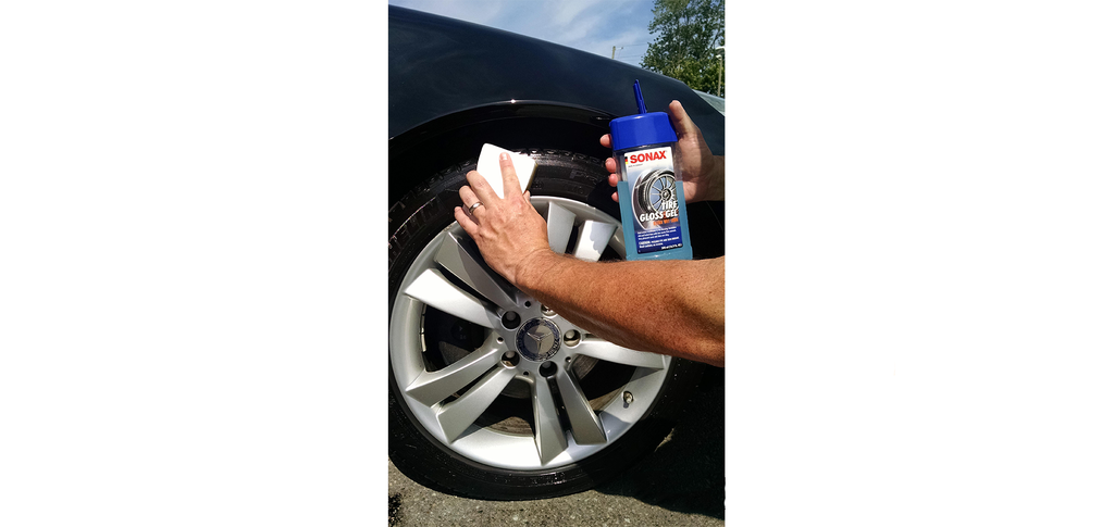 Sonax Tire Gloss Gel - 500ml