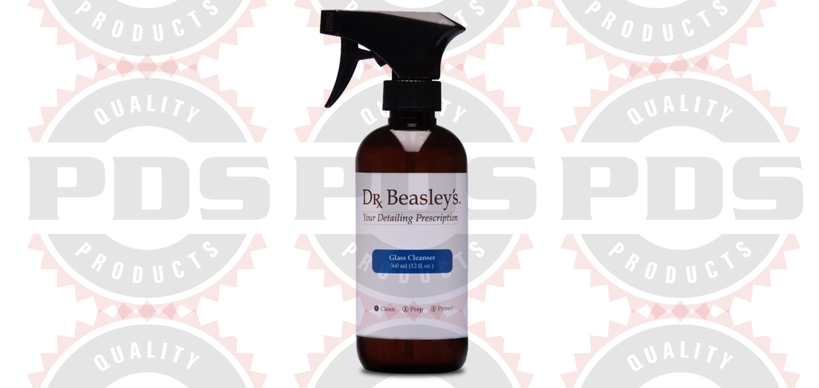 Dr. Beasley's Glass Cleanser - 12oz