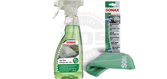 Sonax Glass Cleaning Kit