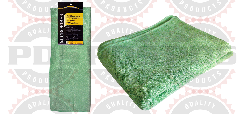 PDS - Microfiber Drying Towel