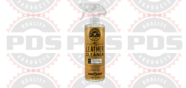 Chemical Guys Leather Cleaner - Colorless & Odorless Super Cleaner - 16oz