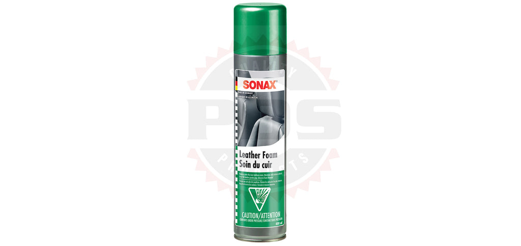 Sonax Leather Care Foam - 400ml