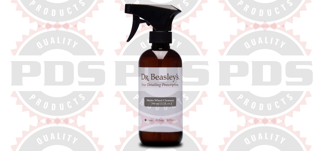 Dr. Beasley's Matte Wheel Cleanser - 12 oz