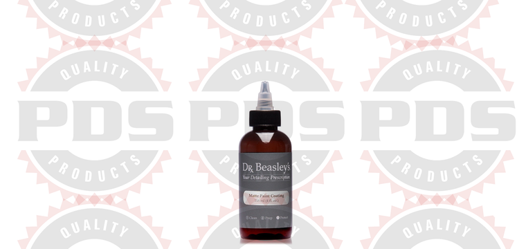 Dr. Beasley's Matte Paint Coating - 2oz