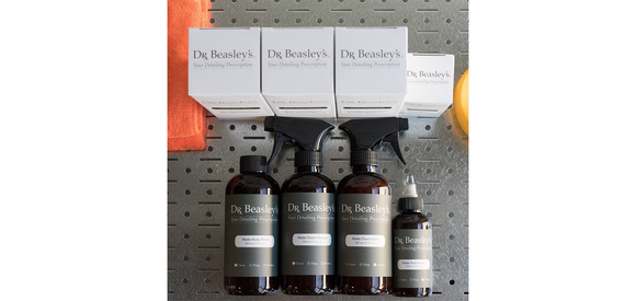 Dr. Beasley's Matte Paint Prescription Kit