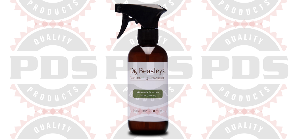 Dr. Beasley's Microsuede Protection - 12 oz