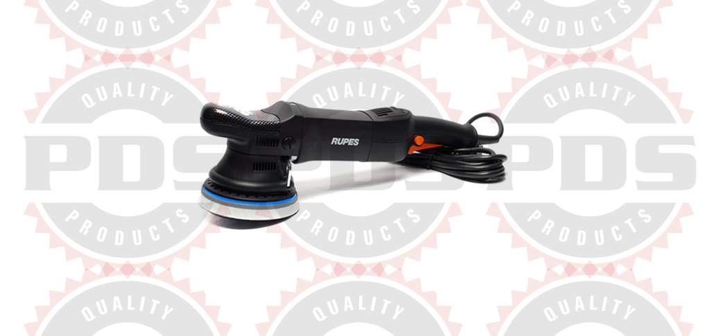 Rupes Bigfoot LHR15 Random Orbital Polisher, 15 mm, 120V