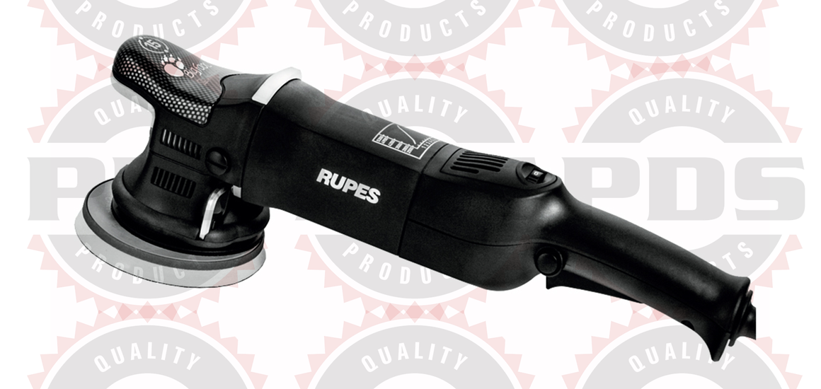 Rupes Bigfoot LHR15 Mark II Random Orbital Polisher, 15 mm, 120V