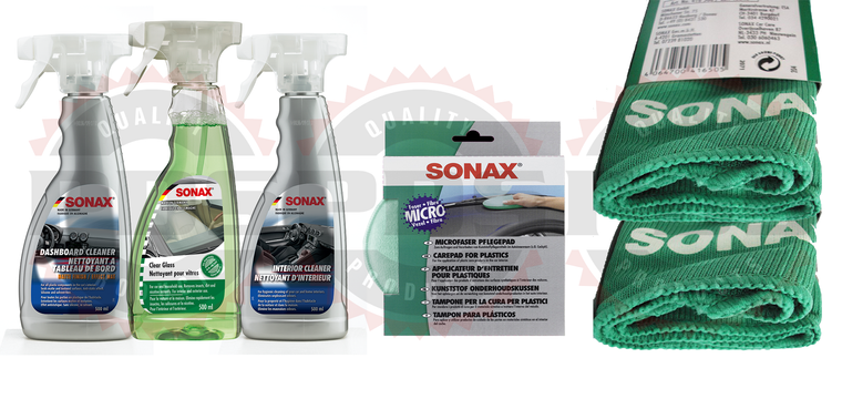 Sonax Interior Cleaning Kit
