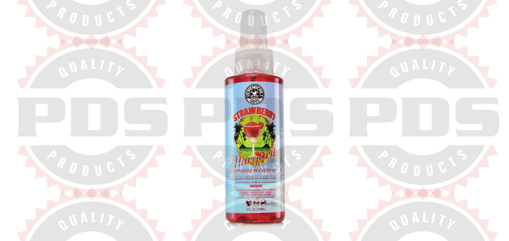 Chemical Guys Strawberry Margarita Scent & Odor Eliminator - 4oz