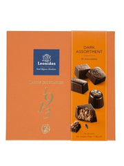 Leonidas Dark Assortment Chocolate Gift Box 19pcs