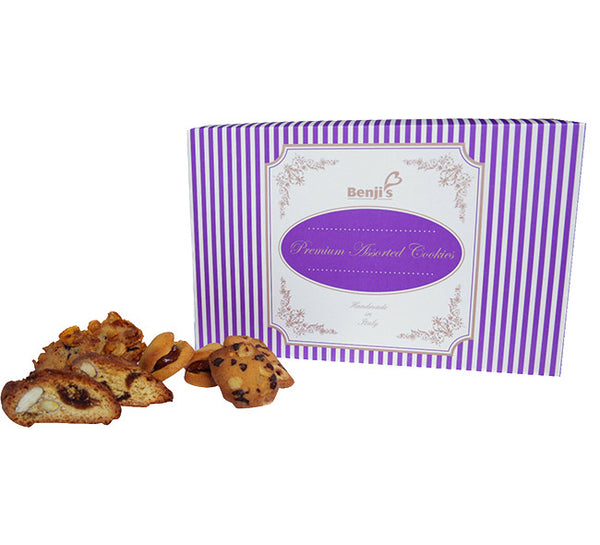 Benji's Premium Assorted Cookies (400g)