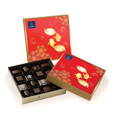 Leonidas ABUNDANCE with Love Gift Box 19pcs (3Boxes) 年年有餘禮盒 19粒(3盒)