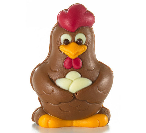 Chocolate Figures – Easter Hen  43g