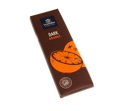 Orange Dark Chocolate Bar (50g)