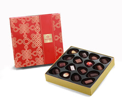 Leonidas Love & Fortune Chocolate Gift Box 16pcs 如意吉祥禮盒 16粒