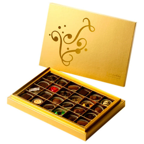 Deluxe Gold Collection 24 pcs